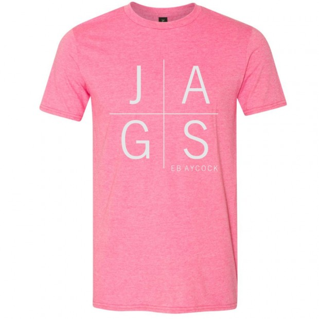 EB Aycock Cotton Tee | JAGS | Multiple Colors