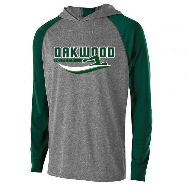 Oakwood Swimming Echo Hooded T-Shirt
