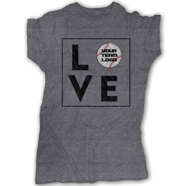 LOVE Tee | Pick Your Team