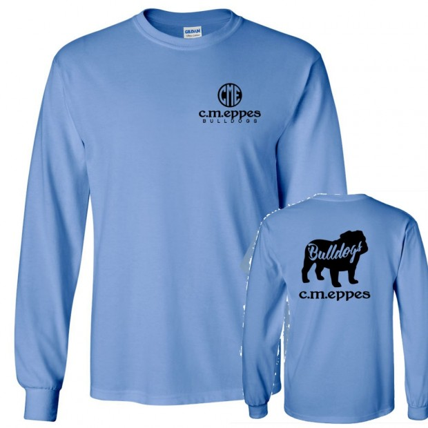 CM Eppes Long-Sleeve Cotton Tee | Simply Eppes Design