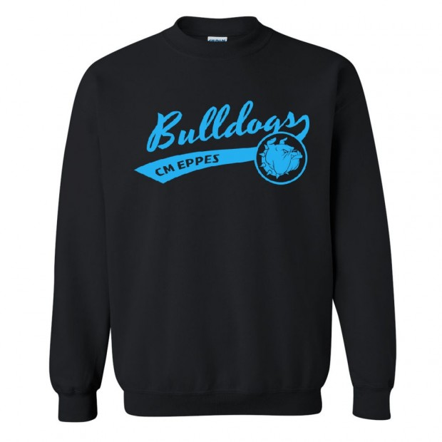 CM Eppes Bulldogs Sweatshirt | Scripts Logo