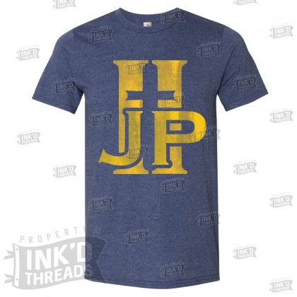 JP II Distressed Tee | Multiple Colors