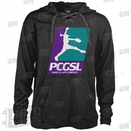 PCGSL Performance Hoodie Large Crest T-Shirt
