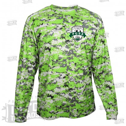 PGSA Digital Camo Keeper Jersey