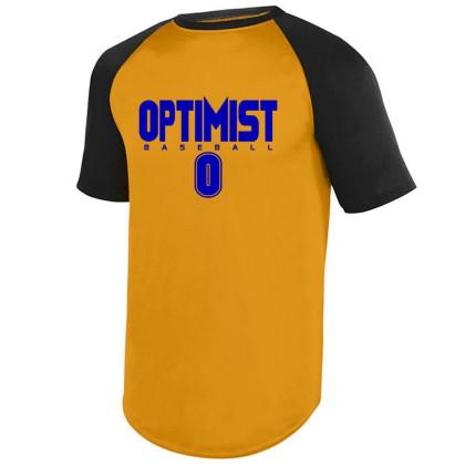 Optimist S/S Raglan Performance Shirt