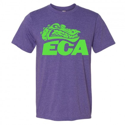 ECA Gators Swimming Cotton Tee | Multiple Colors