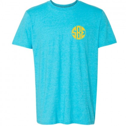 Sugg Bundy Elementary Cotton Tee | Monogram Logo | Multiple Colors