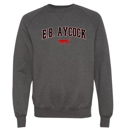 E B Aycock Arch Sweatshirt