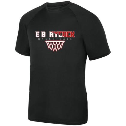 EB Aycock Basketball Basic Performance Tee | Multiple Design Options
