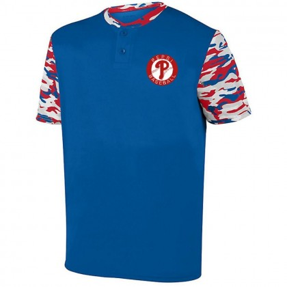 Pepsi Pop Fly Two Button Performance Jersey | 2 Design Options