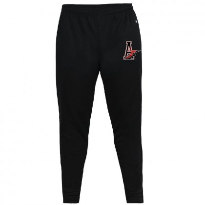 EB Aycock Track & Field Cross Country Trainer Pants Joggers | Black