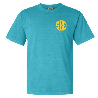 Sugg Bundy Comfort Colors Tee | Monogram | Multiple Colors