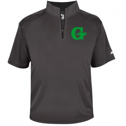 GLL All-Star Short-Sleeve 1/4 Zip Pullover | North State