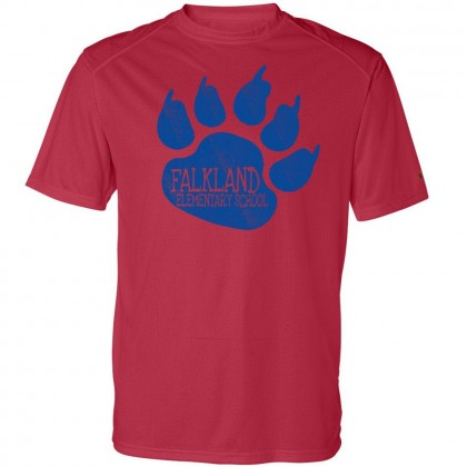 Falkland Performance Tee | Bear Claw | Multiple Colors