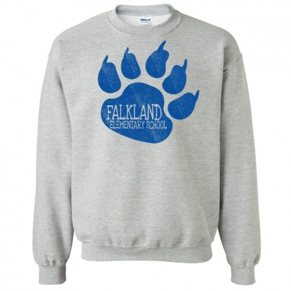 Falkland Crewneck Sweatshirt | Multiple Designs