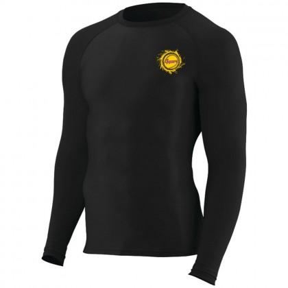 Long Sleeve Uniform Undershirt | Compression or Performance Wicking