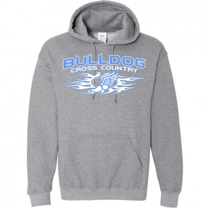 C.M. Eppes Cotton Hooded Sweatshirt | Cross Country