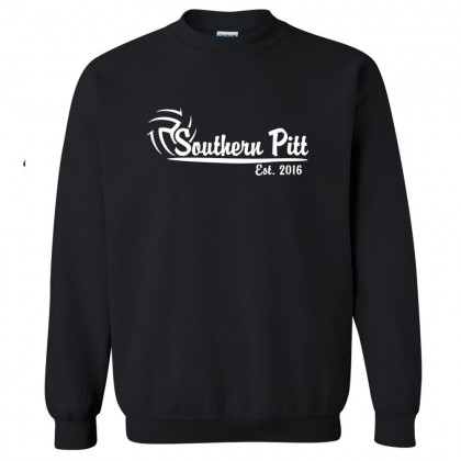 Southern Pitt Volleyball Cotton Sweatshirt | Multiple Colors