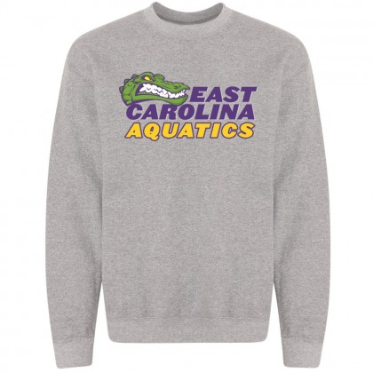 ECA Gators Swimming Crewneck Sweatshirt