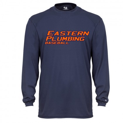 Eastern Plumbing Long-Sleeve Performance Tee
