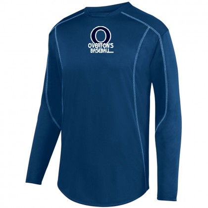 Overton's Edge Fleece Pullover