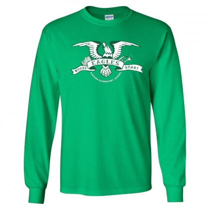 2018 Eastern Elem Long-Sleeve Cotton Tee | Multiple Colors