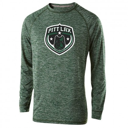 Pitt County Lacrosse Electrify Performance T-Shirt | Shield Logo