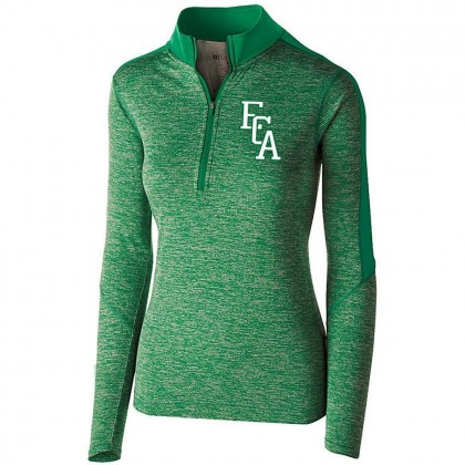 ECA Ladies Electrify 1/2 Zip Pullover