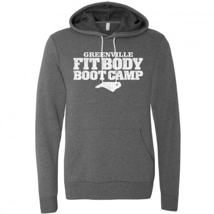 Fit Body Boot Camp Unisex Hooded Pullover Sweatshirt | Multiple Colors