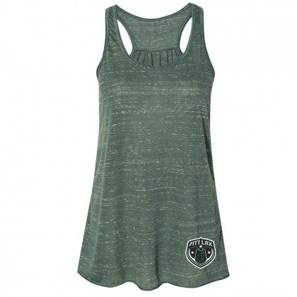 Pitt County Lacrosse Flowy Racerback Tank Top | Multiple Colors