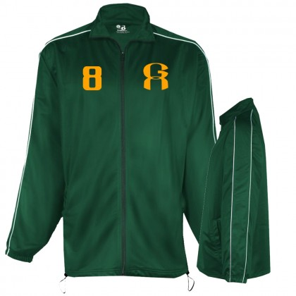 GA Greenville Athletics Lined Razor Jacket