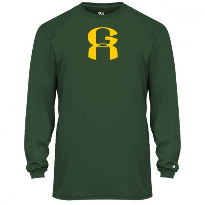 GA Long-Sleeve Performance Tee