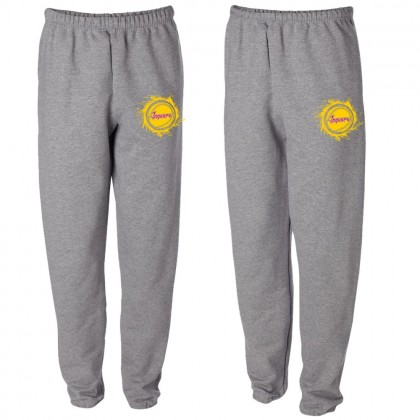 EB Aycock Softball Russell Athletic Open Bottom Pocket Sweatpants | Multiple Colors