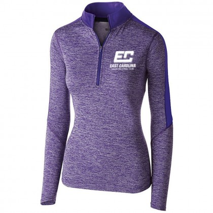 ECJVC Youth/Ladies/Unisex Electrify 1/2 Zip Pullover