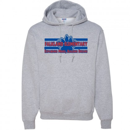 Falkland Elementary Hooded Sweatshirt | Multiple Designs
