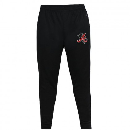 EB Aycock Football Trainer Pants Joggers | Black
