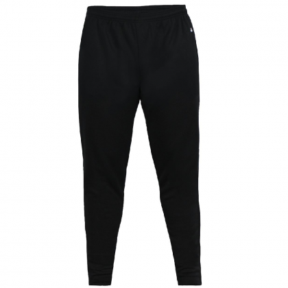Black Trainer Pants Joggers