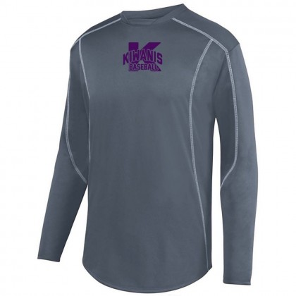 Kiwanis Edge Fleece Pullover