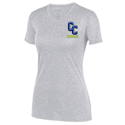 C&C Baseball Ladies Kinergy Performance Tee