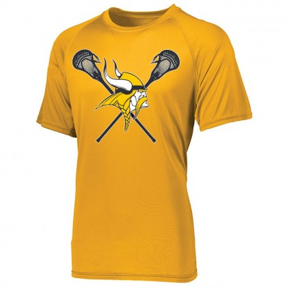 DH Conley Lacrosse Performance Tee | Large Logo | Multiple Colors