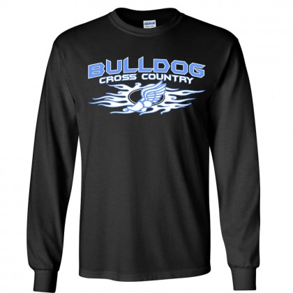 CM Eppes Long-Sleeve Cotton Tee | Cross Country | Multiple Colors