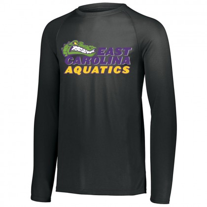 ECA Gators Swimming Long-Sleeve Performance Tee