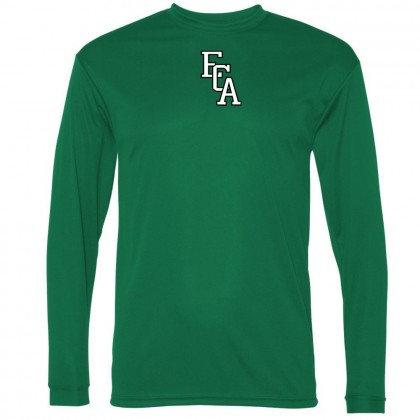 EC Auto Baseball Long-Sleeve Performance Tee | Multiple Designs