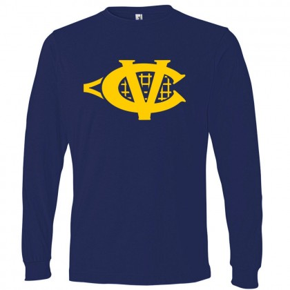 DH Conley Tennis Long Sleeve T-Shirt | CV Racket Logo | Multiple Colors