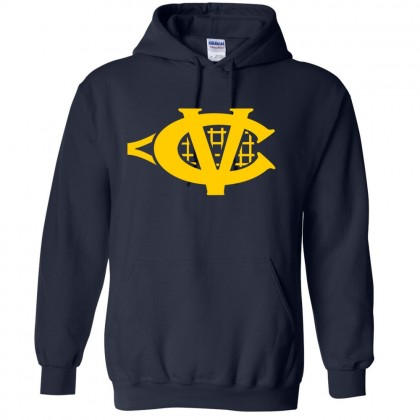 DH Conley Cotton Hooded Sweatshirt | CV Racket Logo | Multiple Colors