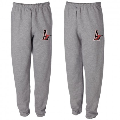 EB Aycock Track & Field Russell Athletic Open Bottom Pocket Sweatpants   Multiple Colors