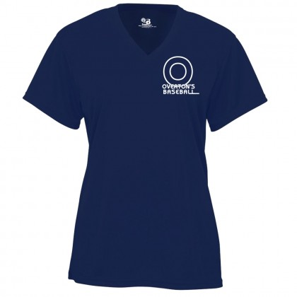 Overton's Ladies V-Neck Performance Tee