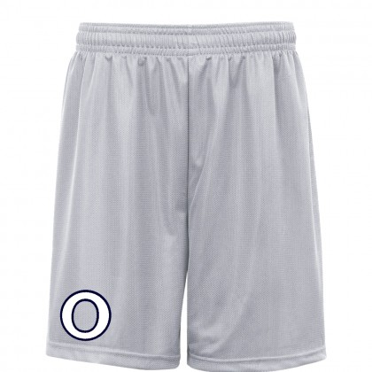 Overton's Performance Shorts | Silver