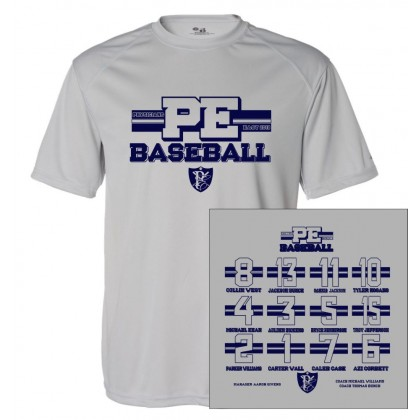 Physicians East 2018 Roster Performance or Cotton Shirt