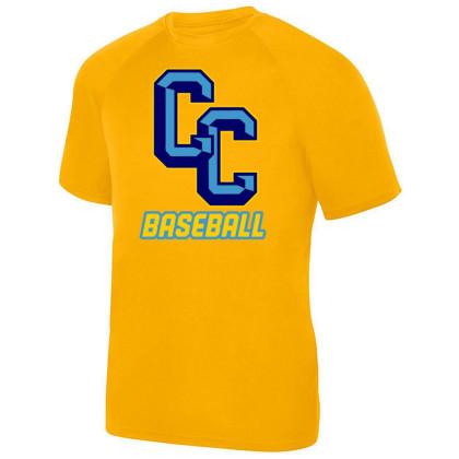 C&C Baseball Basic Performance Tee | Multiple Colors